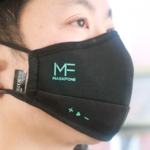 Don't Get Your Hopes up for the First Facemask with Built-in Earbuds