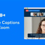 Zoom Partners Otter.ai for Live Captions on Video Meetings, Webinars
