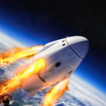 SpaceX, NASA Launch First Ever Foursome Into The Galaxy