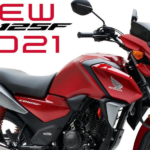 New HONDA CB125F 2021 Coming Soon