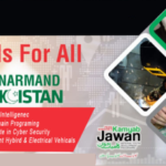 Kamyab Jawan Program Free Online Courses 2020-21 by NAVTTC, Click for Apply