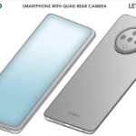 OPPO Patents a Smartphone Design Akin to OnePlus 7T but with Under-Display Camera