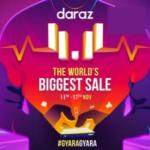 Top Brands, Top Banks & Top Logistic Partners to Support Daraz's Big Sale Event; GyaraGyara