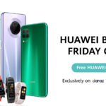 HUAWEI Nova 7i and HUAWEI Y9a Come with a HUAWEI Band 4 Exclusively on the Blessed Friday Sale Online