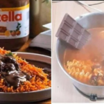 12 Disgusting Viral Dishes of 2020, Nutella Biryani to Chocolate Maggi