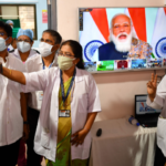 India's Modi kicks off 'World's Largest' Vaccination Campaign