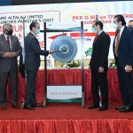 PSX Holds Gong Ceremony for the First Shelf Registered Instrument Issued by Bank Alfalah