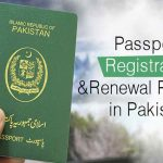 Learn How to Do Renewal of Passport Online in Pakistan