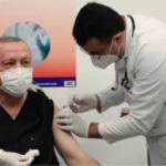 Turkey Unrolls Chinese Vaccine, President Erdogan Gets Jabbed