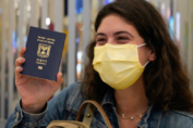 israeli tourist