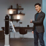 Samsung Showcases Two Futuristic Home Robots, also Announces JetBot 90 AI+ Vacuum Cleaner & SmartThings Cooking [Video]