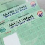 Online Driving Licence Facility Launched in Gujranwala