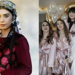 'Ertugrul' Star Burcu Kıratlı Shares Adorable Snaps with her 'Crazy Bridesmaids'
