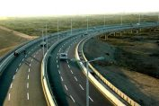 Multan-Sukkur M-5 Motorway.