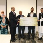 Pak-Qatar Takaful Awards Scholarships to Students of IBA-CEIF