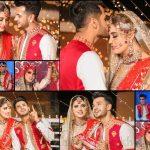 Exclusive Wedding Photo Of Tiktok Star Zulqarnain And Kanwal Aftab