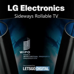 LG Patents a Compact Rollable OLED TV with Dual Side Rolling Display