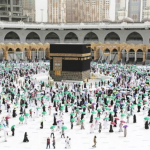 Saudi Arabia Says Pilgrims Don't Need COVID-19 Test, Isolation After Hajj